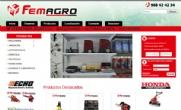 Femagro - Maquinaria agrícola, forestal y jardinería