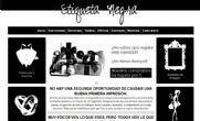 Etiqueta Negra - Asesoría de imagen, wedding planner